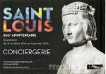 2014-2015 Exposition Conciergerie : reliques de la sainte Croix
