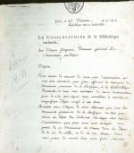 1796 Dépôt des Cordeliers