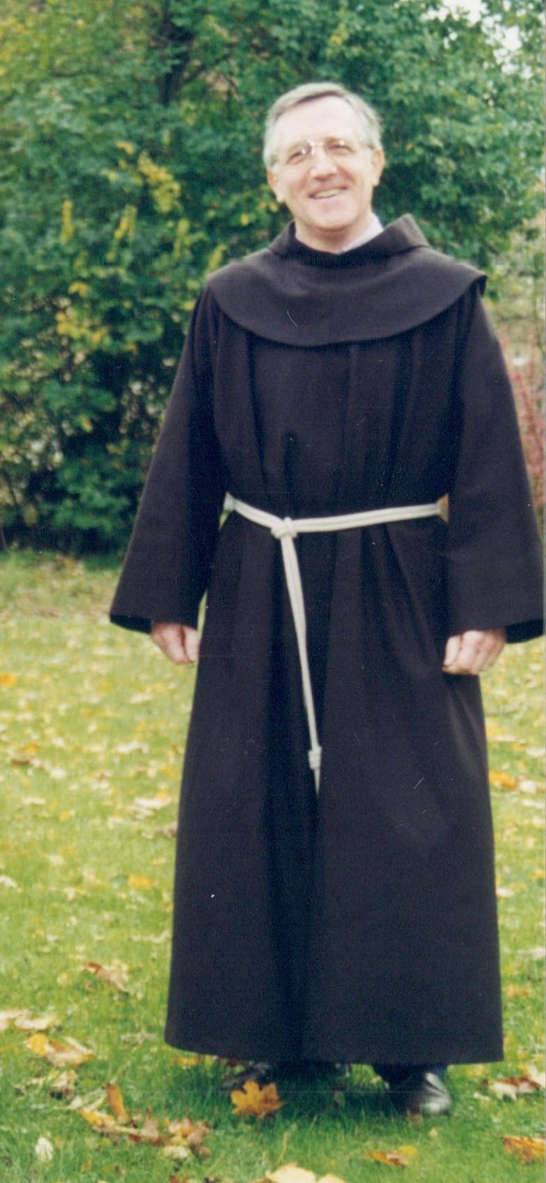 Franciscain, aumônier à la prison de la Santé à Paris