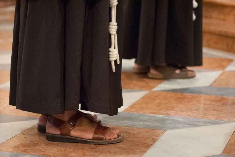 Jubilé franciscain