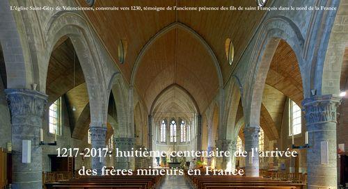 Livres franciscains