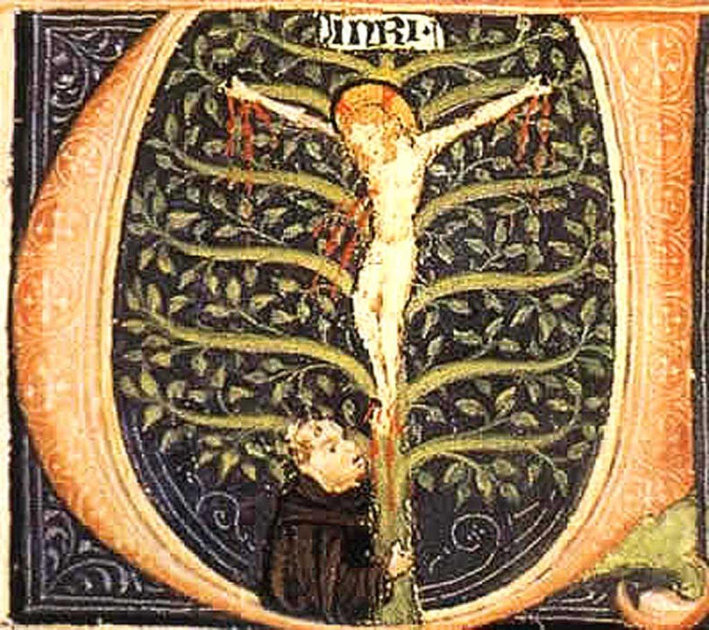 Ubertin_de_Casale_(Arbor_vitae_crucifixae_Jesu_1305).jpg